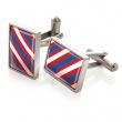 Red, White & Blue Rep2 Cufflinks