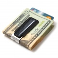 Fossil Pattern Money Clip
