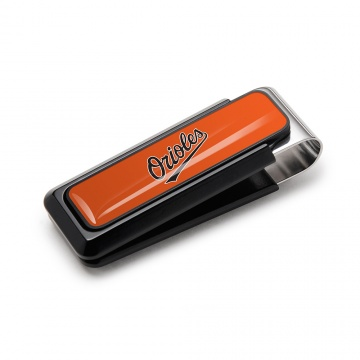 Baltimore Orioles Money Clip - Urethane Inlay
