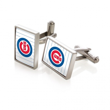 Chicago Cubs Cufflinks