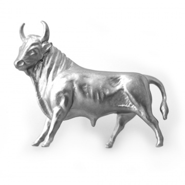 Bull Pin - Antiqued