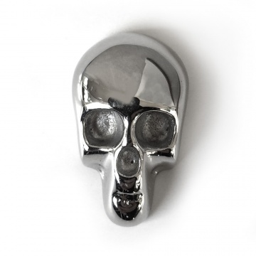 Skull Pin - Polished