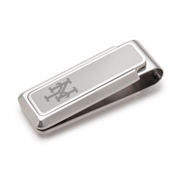 New York Mets Stainless Money Clip