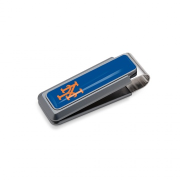 New York Mets Money Clip - Urethane Inlay