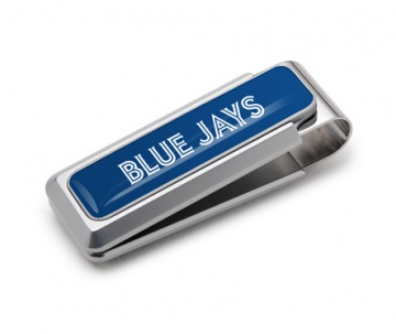 Toronto Blue Jays Money Clip - Urethane Inlay