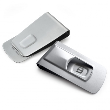 Tightwad Money Clip - Silver