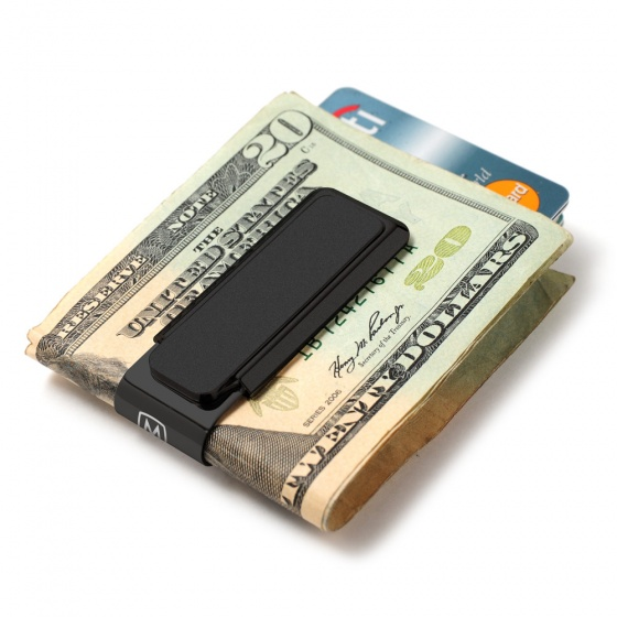 NEW Blackout Money Clip