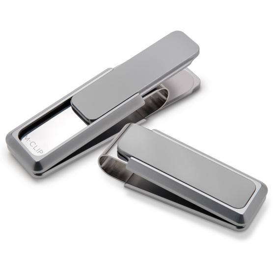 natural solid slide money clip m clip com finally a money clip